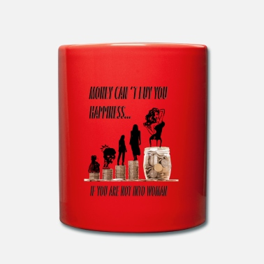 Digger Gold Digger - Full Colour Mug