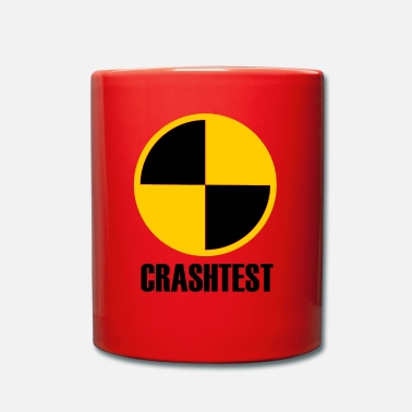 Test CRASH TEST - Tazza monocolore