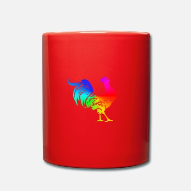 Chinese Sign The rooster - chinese zodiac sign - Full Colour Mug