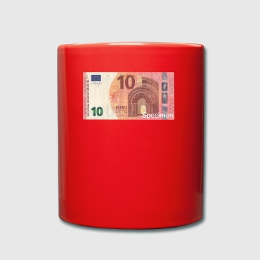Euro bill / Euro / Euro bill - Full Colour Mug