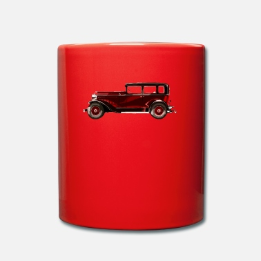 Vehicle vehicle - Full Colour Mug