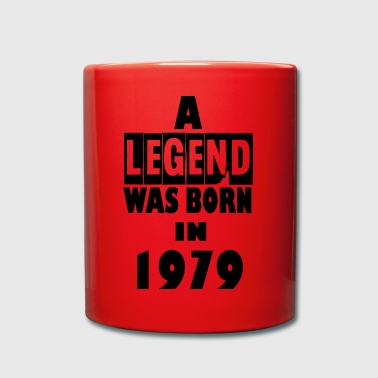 1979 - Taza de un color