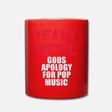 Heavy heavy metal - Mug