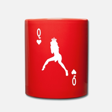 Texas poker - Mug uni