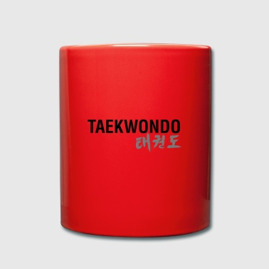 TAEKWONDO - Full Colour Mug