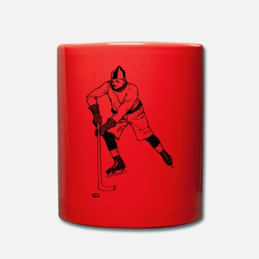 Hockey hockey - Taza de un color