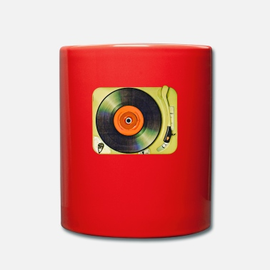 Turntable Turntable - Full Colour Mug