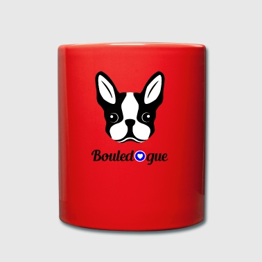 french bouledogue - Mug uni