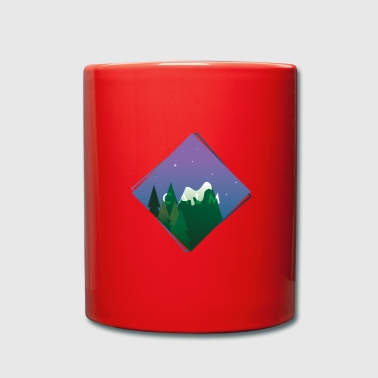 Calm Calm - Full Colour Mug