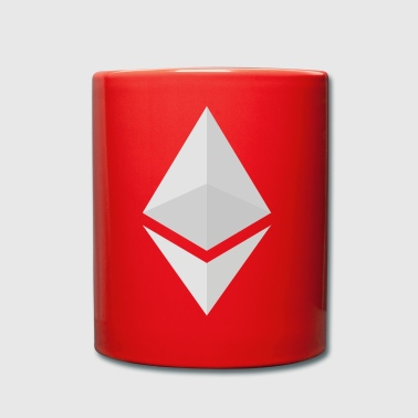 Ethereum crypto Logo Light - Mok uni