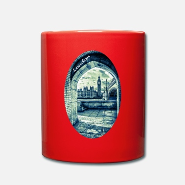 Big Londres, le Palais de Westminster et Big Ben - Mug