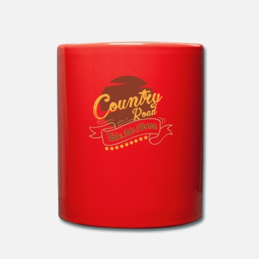 Country Regalo country country music country country music - Tazza