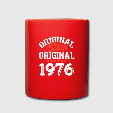 1976 Estancias originales Original 1976 - Taza de un color