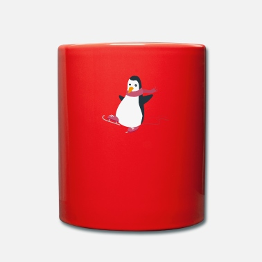Pinguino pinguino - Tazza monocolore