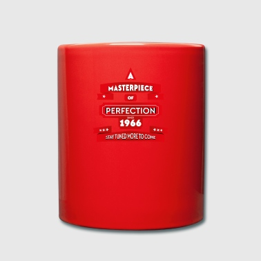 Masterpiece 1966. Perfect since 1966. - Full Colour Mug