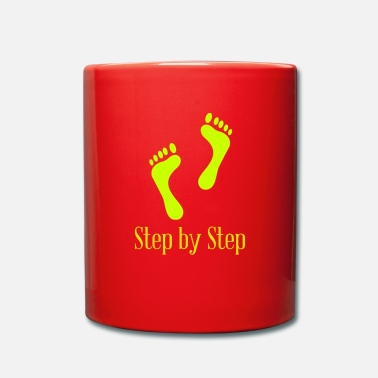 Steps Step by Step - Mug