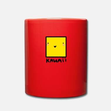 Kawaii Kawaii - Taza de un color