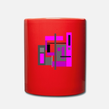 Modern Modern - Full Colour Mug