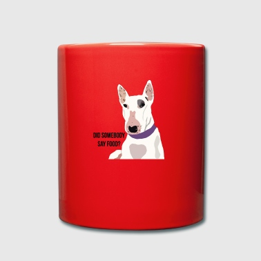 Dog Humour - Full Colour Mug