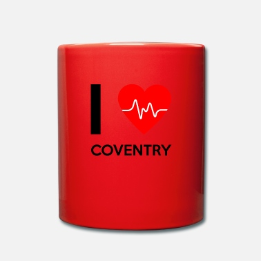 Coventry Amo Coventry - Amo Coventry - Taza de un color
