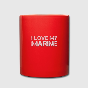 marine - Full Colour Mug