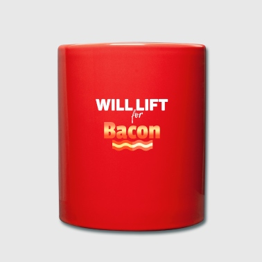 Lift Will lift - Full Colour Mug