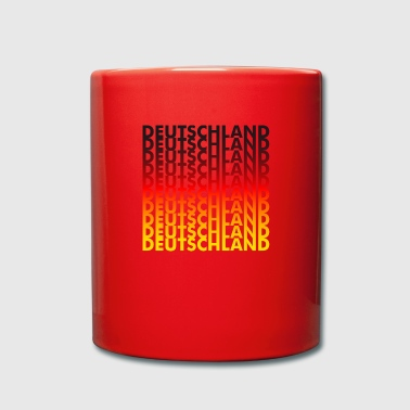 Germany Germany! Germany! Germany! - Full Colour Mug