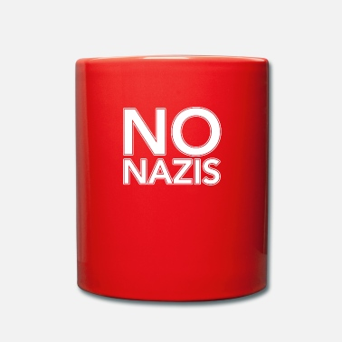 Nazi No Nazis - Full Colour Mug