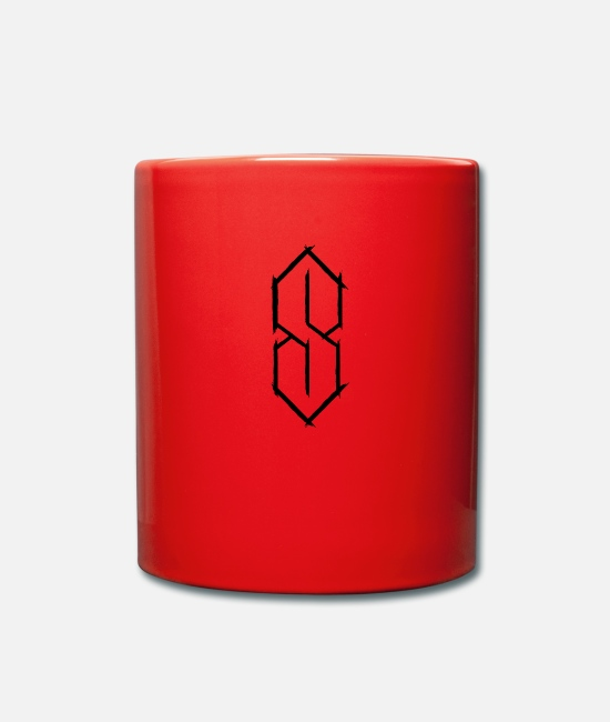 School Mugs & Drinkware - WE ALL KNOW! The symbol of school time - Mug red