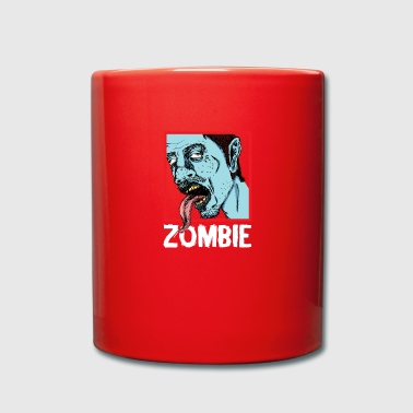 Zombies zombies - Taza de un color
