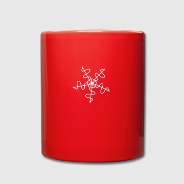 wave star - Full Colour Mug