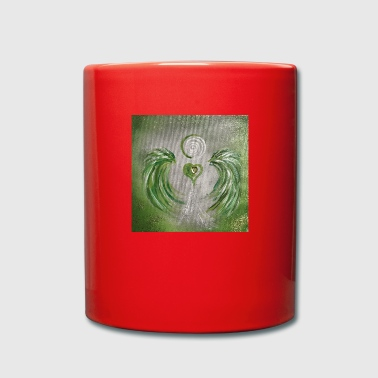 Magic Heartangel der Heilung - Tasse einfarbig