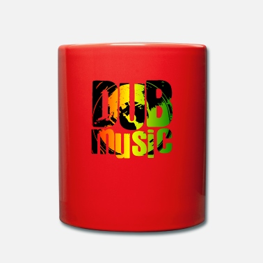 Dub Dub music - Full Colour Mug