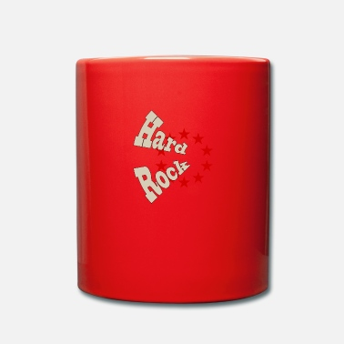 Hard Rock Hard rock - Taza de un color