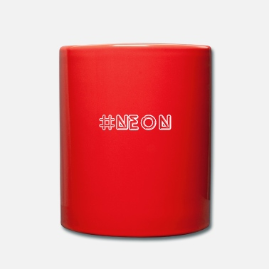 Neon neon - Full Colour Mug