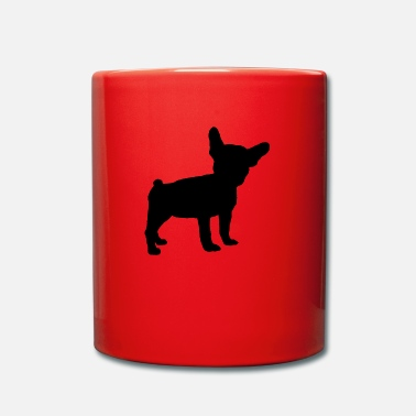 French Bulldog The French Bulldog or The French Bulldog - Full Colour Mug
