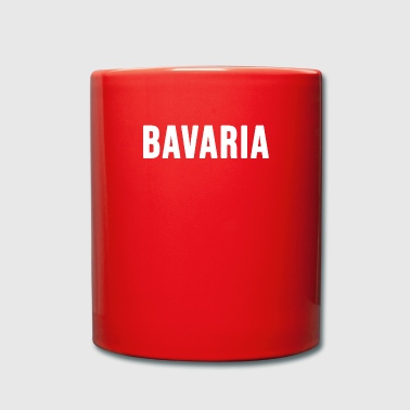 Free State Of Bavaria Bavaria Free State Bavarian Bavarian saying gift - Full Colour Mug