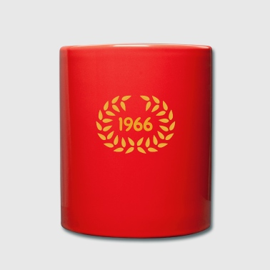 Birthday 1966 - Full Colour Mug