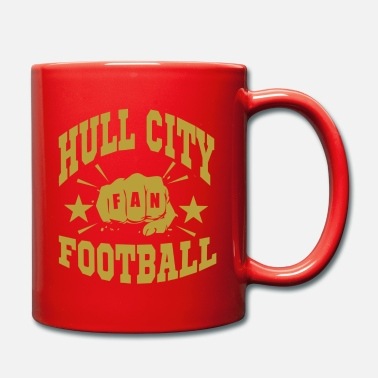 Hull Hull City Fan - Full Colour Mug