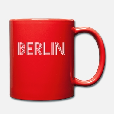 Federal Capital Berlin - Capital - Germany - Germany - Mug