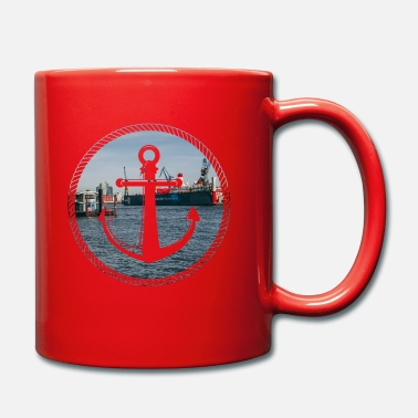 Hamburg Port Port of Hamburg - Mug