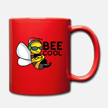 Cool The cool bee BEE COOL gift - Mug