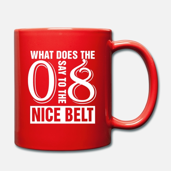 Gift Idea Mugs & Drinkware - What is does the - Mug red