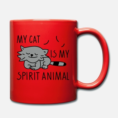 spirit animal - Taza