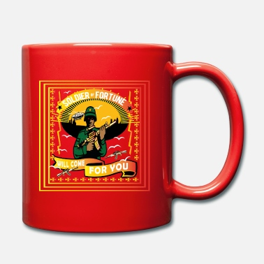 Soldier Of Fortune soldier of fortune - Mug