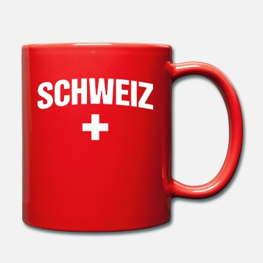 Schweiz - Suisse - Switzerland - Swiss - Tazza