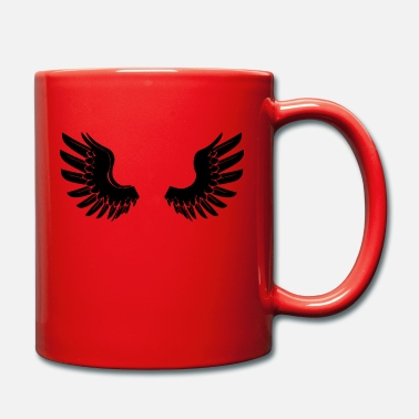 Angelwings Black Angelwings - Mug