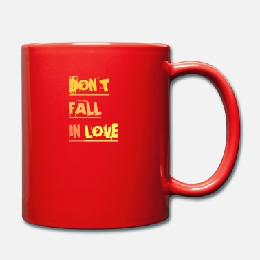 Schleswigholstein DON'T FALL IN LOVE - Mug