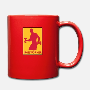 Iron Worker - FITNESS - Tasse