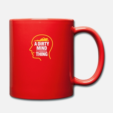 Sexual Dirty Thoughts Are Something Wonderful! - Mug